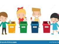ségrégation - comment trier les ordures