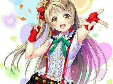 Kotori Minami - Kotori Minami das Idol der Uwu-Mode