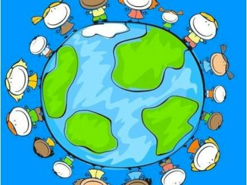 "Earth Day - Puzzles to be used for younger children in the implementation of the ""Earth Day"" c"