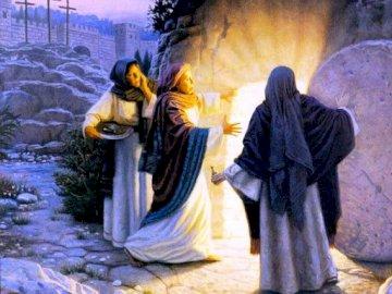 zmartwychwstanie - Zmartwychwstanie pana Jezusa