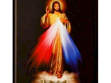 Jesus, I trust in You - Jesus, I trust in You, God's mercy Sunday.