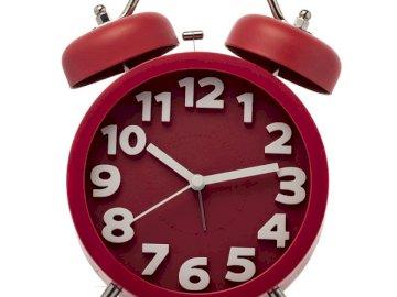 Zegar budzik - Zegar budzik układanka dla dzieci