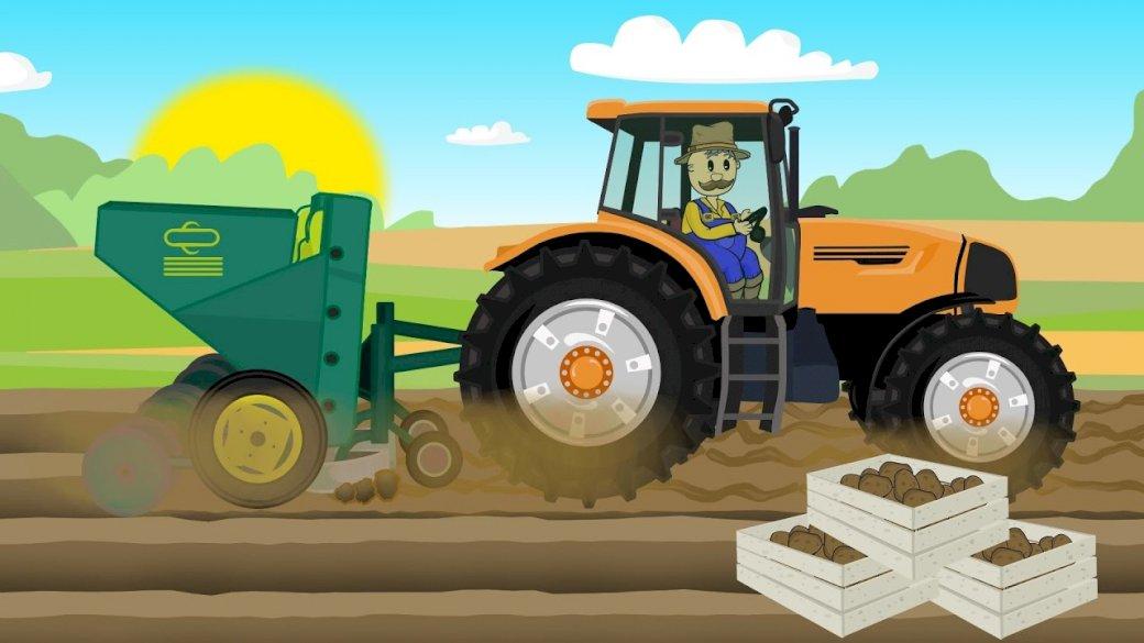 Praca rolnika
