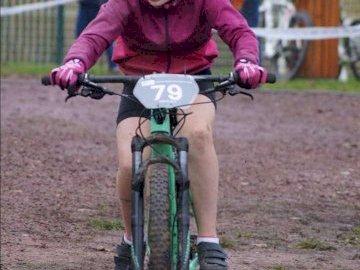 Passion mountain biking - Puzzle for fun