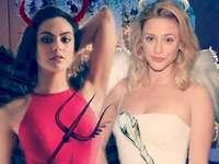 Veronica och Betty - Veronica och Betty från Riverdale-serien