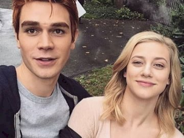 Archie and Betty - Archie and Betty from the riverdale series