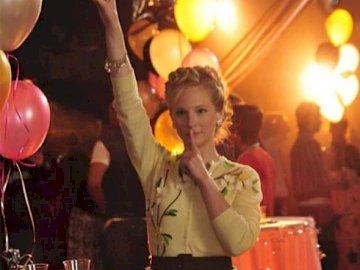 Caroline Forbes-Salvatore - Caroline Forbes-Salvatore da série Vampire Diaries
