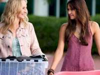 Elena y Caroline - Elena y Caroline de la serie Vampire Diaries