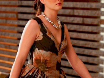 Blair Waldorf - Blair Waldorf z serialu Plotkara