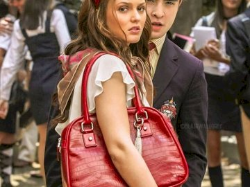 Blair and Chuck - Blair and Chuck from the Gossip series
