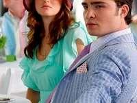 Blair y Chuck - Blair y Chuck de la serie Gossip