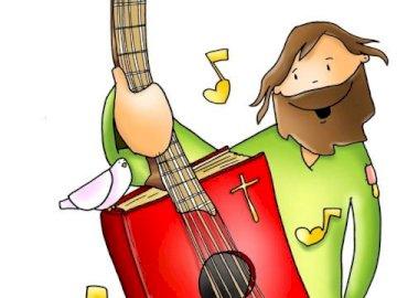 """Τραγουδούμε ευτυχώς """"Hallelujah""""! - Τακτοποιήστε τα παζλ, η εικόνα θα σας πει λίγο τι θα κάν"""