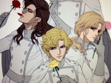 Shitennou sailor moon - Four heavenly kings - shitennou