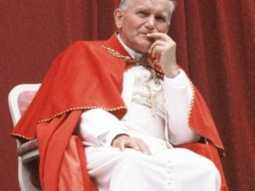 Pope John Paul II - Saint John Paul II - our great countryman