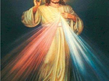 Jezu ufam Tobie kl. 2 - Ułóż puzzle. Powodzenia :)