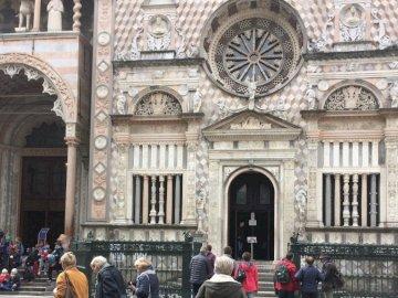 Bergamo prima della pandemia - Bergamo prima della pandemia.
