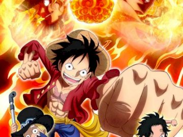One Piece: Three Brothers, Luffy, Ace, Sabo 2 - One Piece: Three Brothers, Luffy, Ace, Sabo