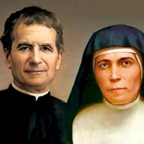 Ks. Bosko i Matka Mazzarello