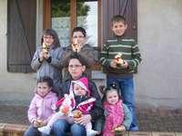 velikonoční děti