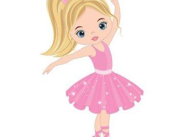 bailarina - Niña bailando ballet