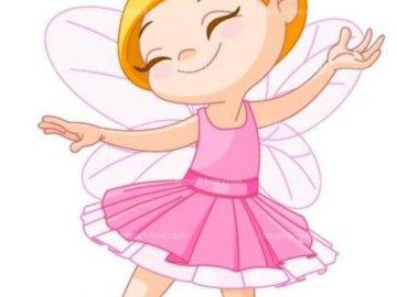 bailarina - Pequeña bailarina, niña