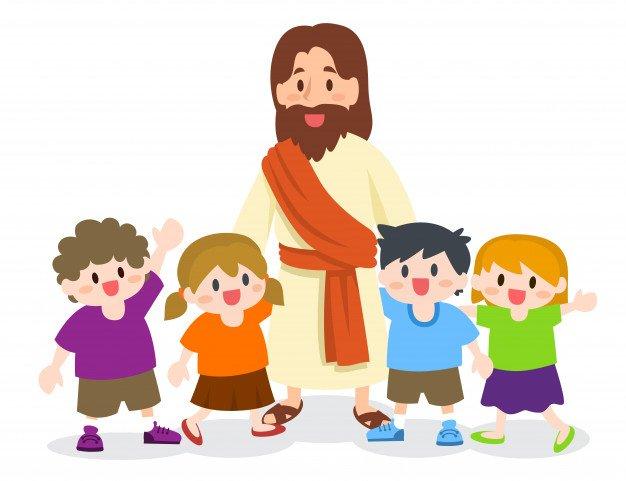 Jezus i dzieci