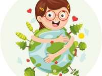 Journée mondiale de la terre - JOURNÉE MONDIALE TERRE. 22 avril - Journée mondiale de la Terre.