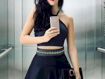 Oriana Gabriela Sabatini - Oriana Gabriela Sabatini- argentyńska piosenkarka, aktorka i modelka.