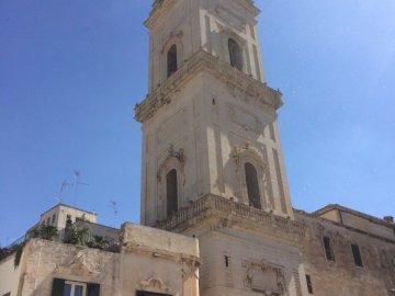 Chiesa .. - torre della chiesa