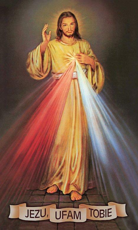 Barmhärtiga Jesus - Jesus, är barmhärtiga. Jesus, jag litar på dig! Jesus, jag litar på dig. Ordna så ser du Gud förlåtande!. En person som poserar för en bild. Ordna bitarna så ser du den barmhjärtiga Guds ans (2×2)