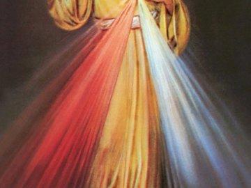 Jésus miséricordieux - Jésus, j'ai confiance en toi.