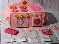 готварска печка - Готварска печка за момичета