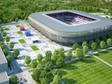 Забже-Stadion - Zabrze, Stadion Górnika Zabrze Затваряне на градина.