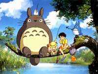 MY NEIGHBOR TOTORO - My Neighbor Tororo, the movie