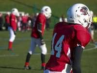 Joc de fotbal Falmer Campus