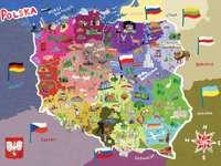 Attrazioni della Polonia