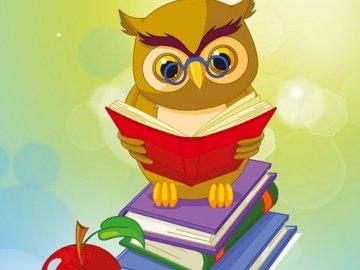 Jour du livre - Journée du livre, le 23 avril, des puzzles pour les plus jeunes.