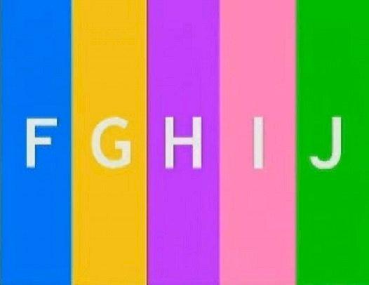 f es para fghij