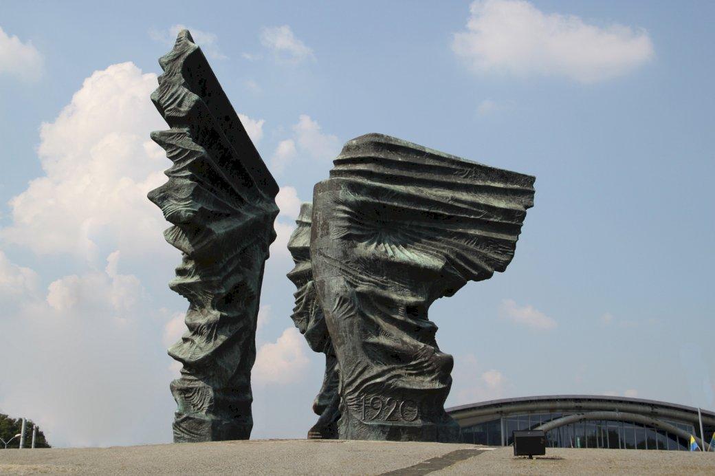 Monument van Silezische opstandelingen legpuzzel