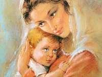 Guds mor