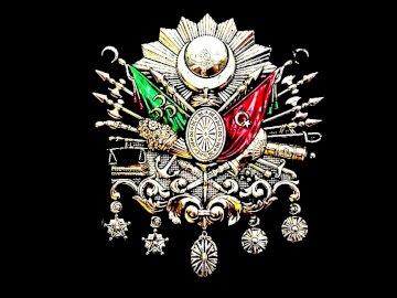 osmanlı arması - osmanlı arması osmanlının şanı direği dini ve onların temsili.