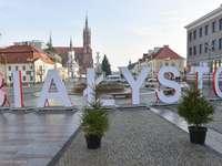 Białystok dla Tropicieli z Przedszkola Mali Podróż
