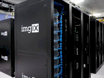 Servidores de datos - Sistema de servidor Black ImgIX. San Francisco, CA