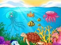 Djur i havet