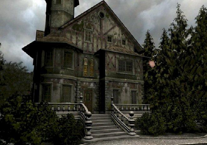 Gotisk byggnad - Budowla gotycka (15×15)