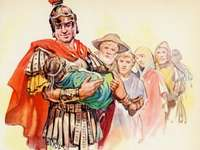 Tarsycjusz - Święty, który swoje życie oddała za Pana Jezusa pod postacią chleba.