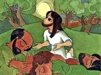 Passion 4 - In de tuin van Gethsemane