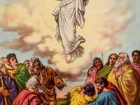 Ascension of the Lord Jesus