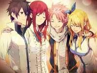 L'équipe la plus forte de Fairy Tail
