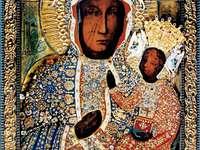 Дева Мария Ченстохова